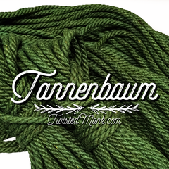 Color Of The Month: Tannenbaum