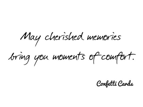 Cherished Memories