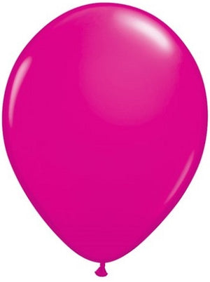 11 inch Wild Berry Helium Balloon