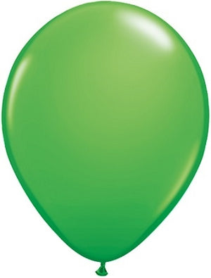 11 inch Spring Green Helium Balloon