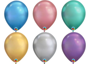 Chrome Assortment Colours