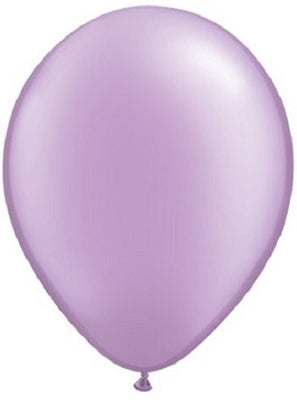 16 inch Pearl Lavender Helium Balloon