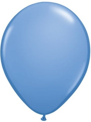 Qualatex 11 inch Periwinkle Uninflated Latex Balloon