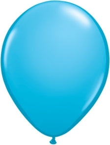 Qualatex 11 inch Robin Egg Blue Uninflated Latex Balloon