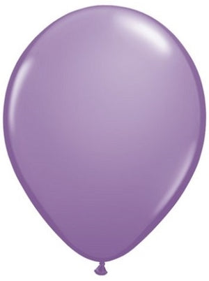 Qualatex 11 inch Spring Lilac UnInflated Latex Balloon