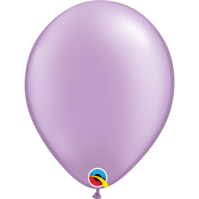 Qualatex 16 inch Pearl Lavender Uninflatable Latex Balloon