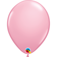 Qualatex 16 inch Pink Uninflated Latex Balloon