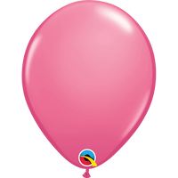 Qualatex 16 inch Rose Uninflated Latex Balloon