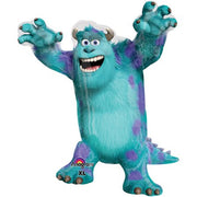 Monsters Inc Sully Balloon