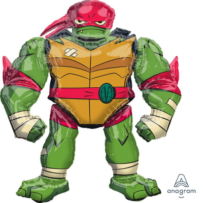 Teenage Mutant Ninja Turtles Rise Raphael Airwalker