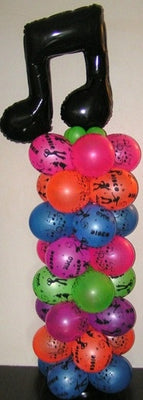 70s Music Balloon Column 3