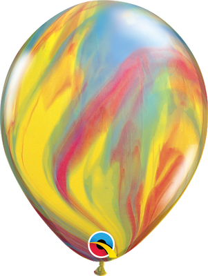 Agate Traditional Balloons