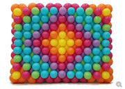 Multi Colours Fiesta Balloon Wall