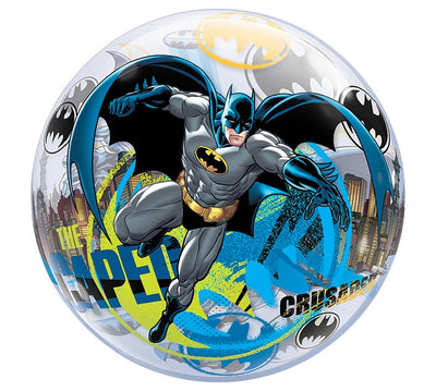 Batman 22 inch Bubbles Balloon
