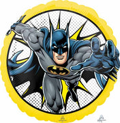 Batman Dots 18 Inch Foil Balloon
