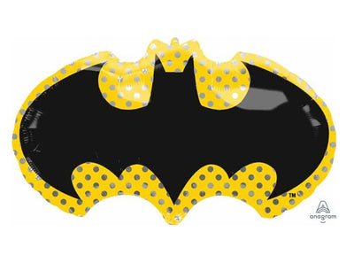 Batman 30 inch Bat Shape Foil Balloon
