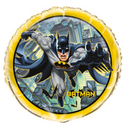 Batman Yellow 18 inch Foil Balloon