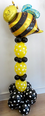 Bee Balloon Stand Up 1