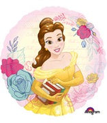 Belle Beauty and the Beast Balloon