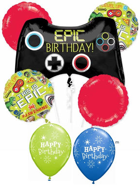 Video Game Eric Controller Birthday Bouquet 2