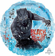 Black Panther 28 inch Round Foil Balloon