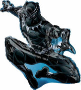 Black Panther Supershape 34 inch Foil Balloon
