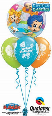 Bubble Guppies Balloon Bouquet 1