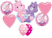 Care Bears Birthday Balloon Bouquet 1