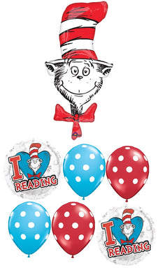 Dr Seuss Cat in the Hat Bouquet 4