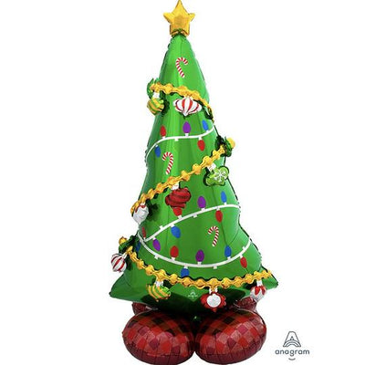 Christmas Tree 59 inch Airloonz Balloon Air Filled Only