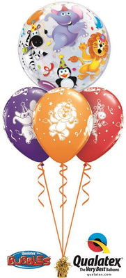 Circus Balloon Bouquet 1