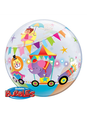 Circus Parade Bubbles Balloon