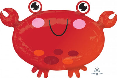 Crab 18 inch Foil Balloon