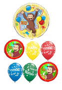 Curious George Birthday Bouquet 2