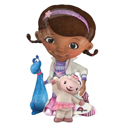 Doc McStuffins Airwalker (Includes Helium)