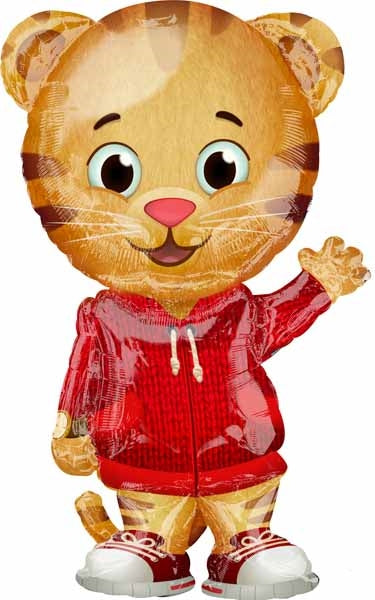Daniel the Tiger 48 inch Airwalker  Balloon