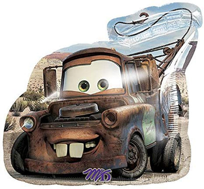 Disney Cars Mater 26 inch Foil Balloon