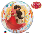 Elena of Avalor Bubbles Balloon