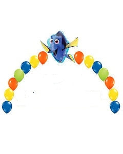 Dory Pearl Balloon Arch