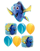 Finding Dory Birthday Balloon Bouquet 4