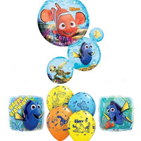 Dory Nemo Squirt Birthday Balloon Bouquet 5