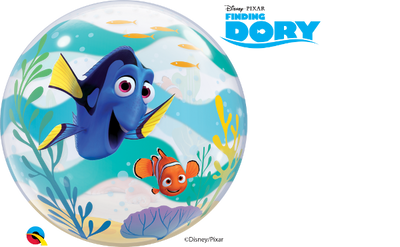 Finding Dory Nemo Bubbles Balloon