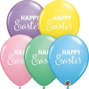 Easter 11 inch Latex Helium Balloons