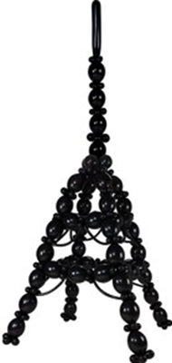 Paris Eiffel Tower Balloon Sculpture