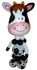 Farm Cow Balloon Stand Up 6