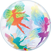 Fairy Bubbles 22 Inch Balloons