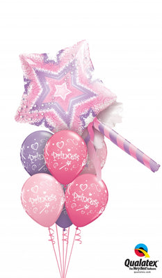 Fairy Wand Balloon Bouquet