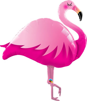 Flamingo 46 inch Shape Foil Balloon