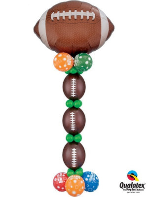 Football Balloon Stand Up 2