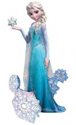 Frozen Elsa Airwalker Balloon (Includes Helium)
